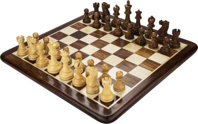 Chessncrafts AI-CNC-R-2 8 cm Chess Board