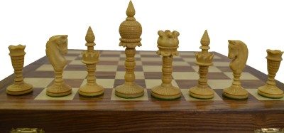Chessncrafts Dome Hand Carved Chess Board