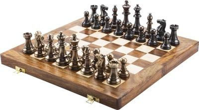 Chessncrafts AI-CNC-BR-3 7.5 cm Chess Board