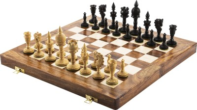Chessncrafts Dome 7.5 cm Chess Board