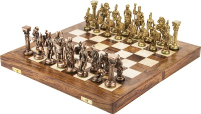 Chessncrafts AI-CNC-BR-5 7.5 cm Chess Board