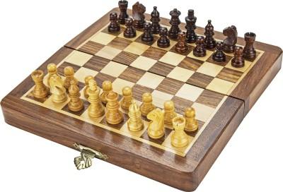 Chessncrafts AI-CNC-MT-4 4 cm Chess Board