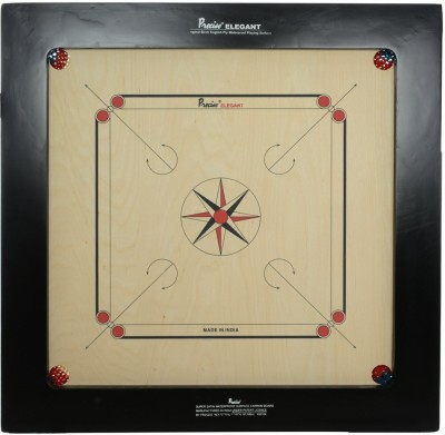Precise Champion Elegant 16 mm 30 inch Carrom Board available at Flipkart for Rs.6899