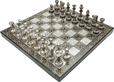 Chessncrafts AI-CNC-BR-9 12 cm Chess Board