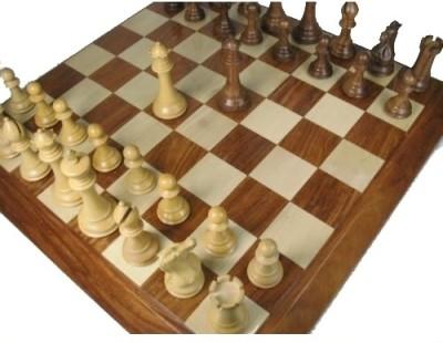 Chessbazaar Sheesham Wood Set Chess Board
