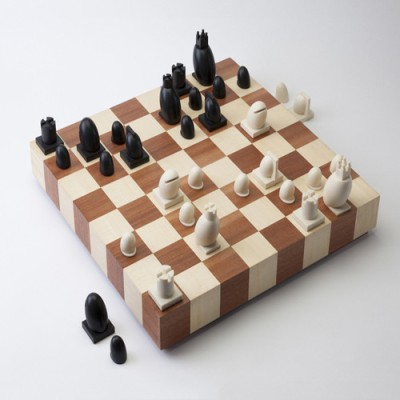 Michael Graves Exclusive Chess Board