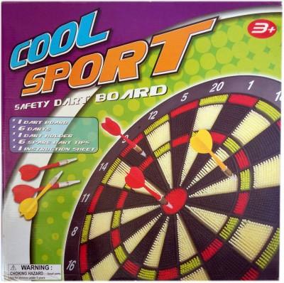 Metro Sports Cool 17 inch Dart Board