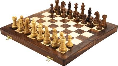 Chessncrafts AI-CNC-T-2 8 cm Chess Board