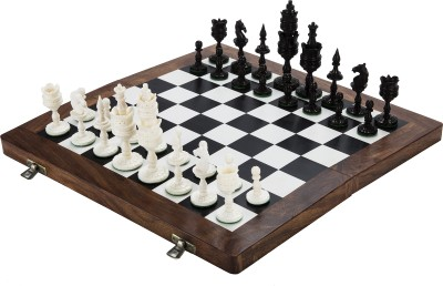 Chessncrafts AI-CNC-BN-2 7.5 cm Chess Board