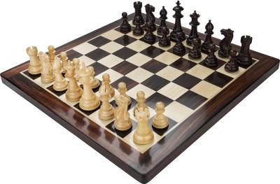 Chessncrafts AI-CNC-R-1 10 cm Chess Board