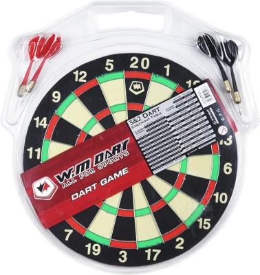 Winmax 8047 37 cm Dart Board(Black)