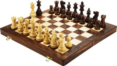 Chessncrafts AI-CNC-T-5 8 cm Chess Board