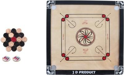 JD Sports benten 1.5 inch Carrom Board