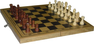 Wood O Plast Chess Box Set 15 inch