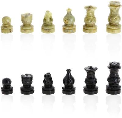 Kaushal Creation Reak Makrana White Marble 8 inch Chess Board
