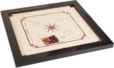 Crown Primium 32 inch Carrom Board(Multicolor)