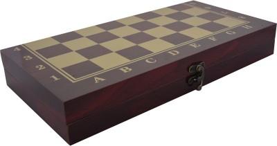 Dezire exclusive wooden 34.5 cm Chess Board