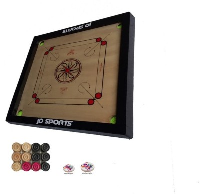 JD Sports ben ten 1.5 inch Carrom Board available at Flipkart for Rs.699