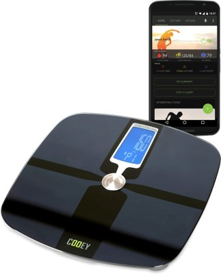 Cooey WBT1-357-B Wireless Body Fat Analyzer