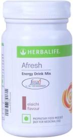 Herbalife Afresh Energy Drink Mix Body Fat Analyzer
