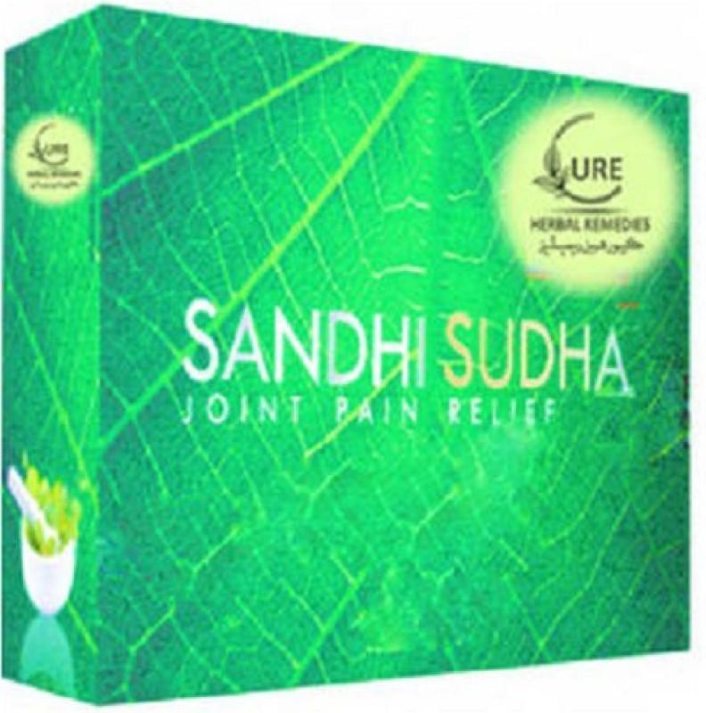 Cure Harbal Dard Nivarak Sandhi Sudha Oil(600 ml)