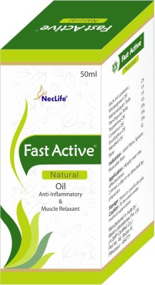 Neclife Fast Active Oil Oil
