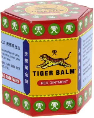 Tiger Balm Red Ointment Cream