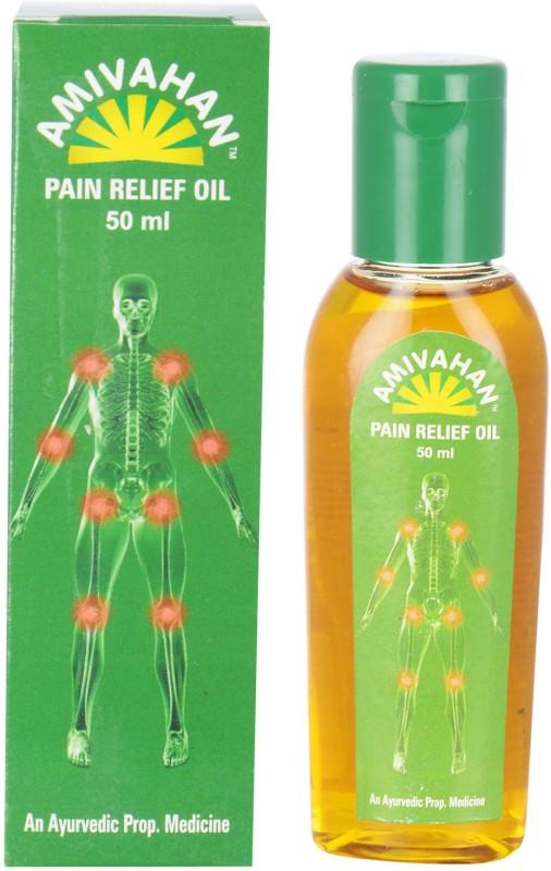 Amivahan Pain Relief Oil Oil(50 ml)
