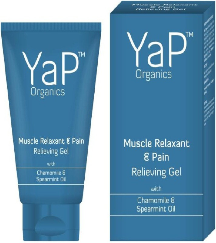 Yap Instant Muscle Relaxing & Refreshing Gel(150 g)