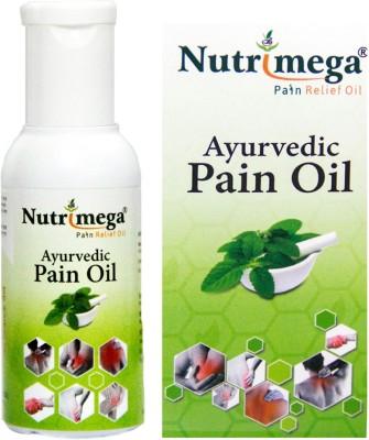 Nutrimega Ayurvedic pain relief Oil(45 ml)