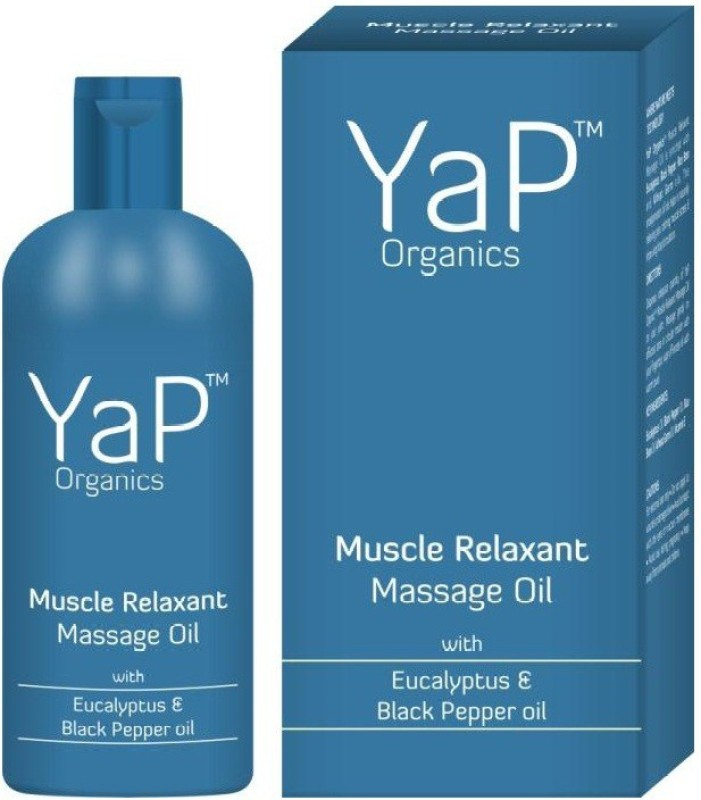 Yap Instant Muscle Relaxing & Refreshing Oil(100 ml)