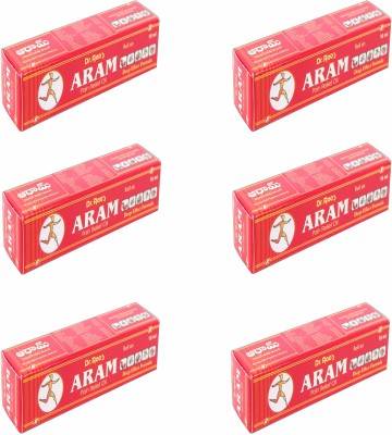 Dr.Rao's ARAM(Pain-Relief Oil)(10ml)(Pack Of 6)