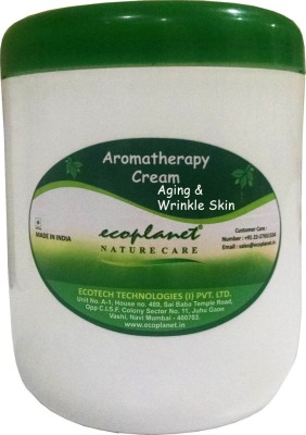 ecoplanet Aromatherapy Cream - Aging and Wrinkle Skin