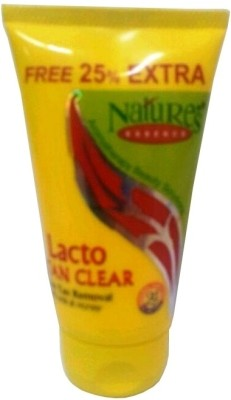 Nature's Lacto Tan Clear - Remedy for Sun Tan Removal