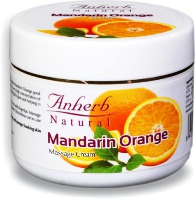 Anherb Mandarin Orange Massage Cream