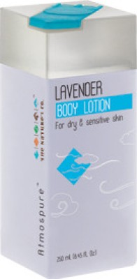 The Nature's Co Lavender Body Lotion