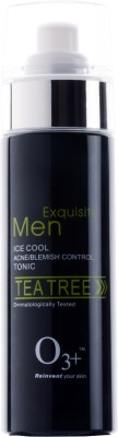 O3+ Men Ice Cool Acne-blemish Control Tonic(180 ml)