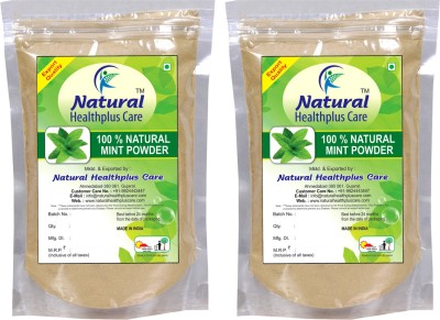 Natural Healthplus Care Mint Powder Combo