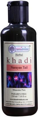 Khadi Rishikesh Narayana Tel Paraben Free Ayurvedic Pain Relief Oil(210 ml)