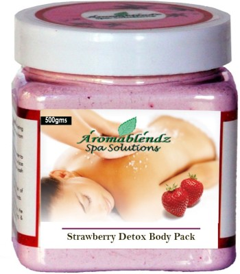Aromablendz Strawberry Detox Body Pack