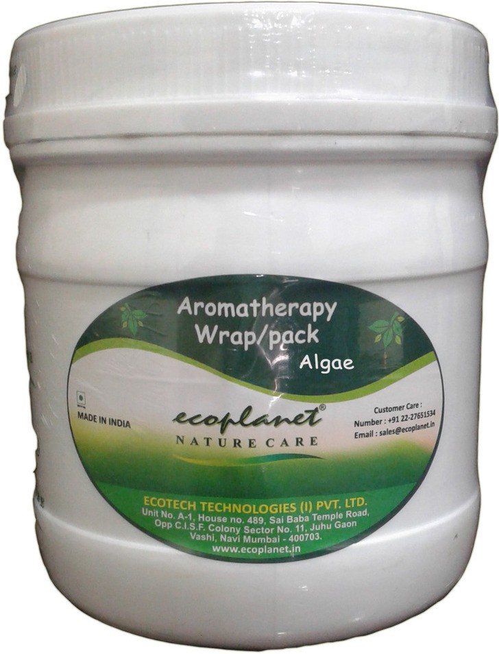 Ecoplanet Aromatherapy Body Wrap Algae(1000 g)