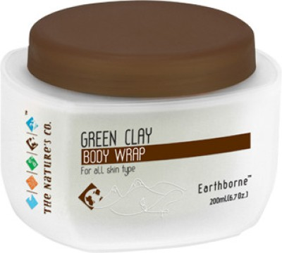 The Nature's Co Green Clay Body Wrap