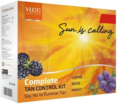 VLCC Expert Sun Defense Tan Control Kit