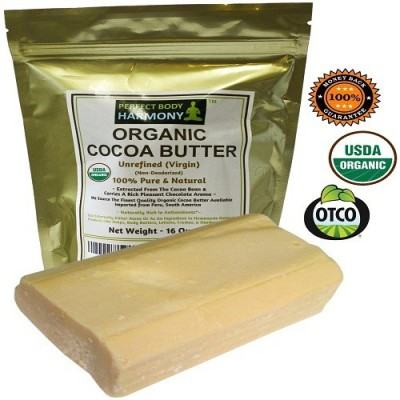 Perfect Body Organic Cocoa Butter-Natural