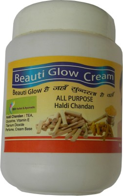 BGI Herbal & Ayurvedic Beauti Glow All Purpose Mix Fruit Cream- Haldi Chandan