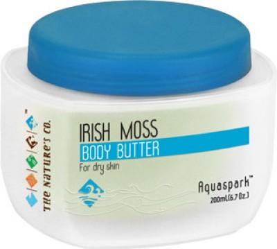 The Nature's Co Irish Moss Body - Butter