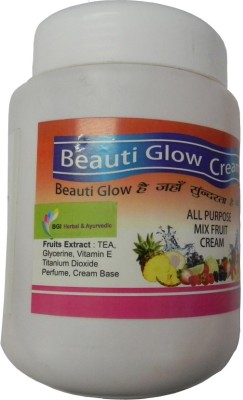 BGI Herbal & Ayurvedic Beauti Glow All Purpose Mix Fruit Cream