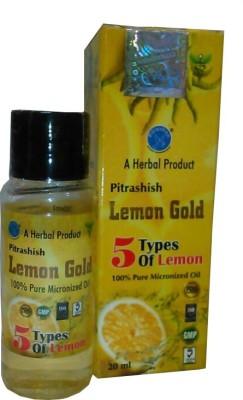 Pitrashish Lemon Gold