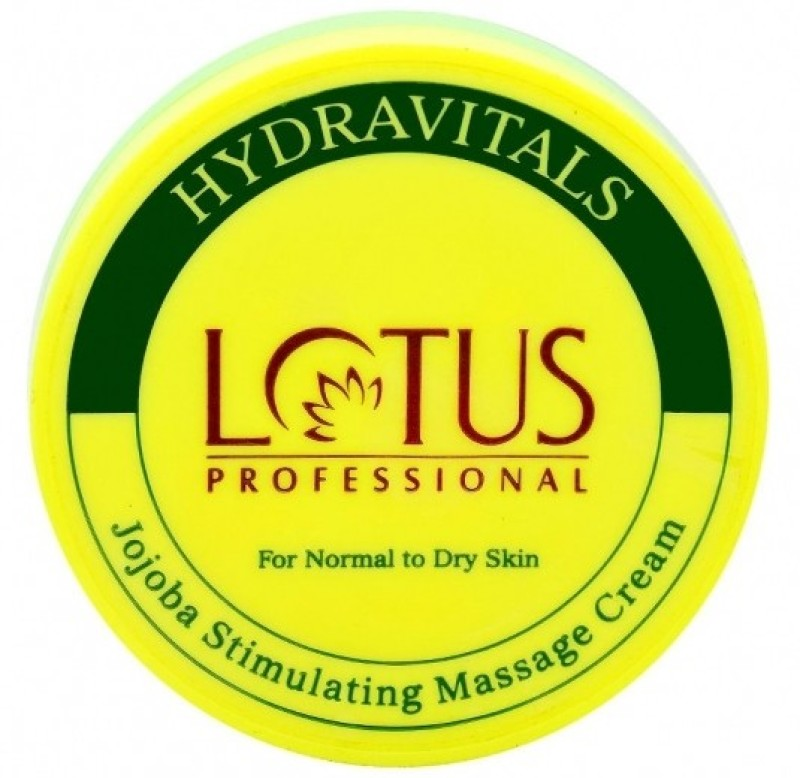 Lotus Professional Jojoba Stimulating Massage(250 g)