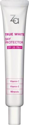 Mistine Za New York True White Day Protector Sunscreen SPF26 NB